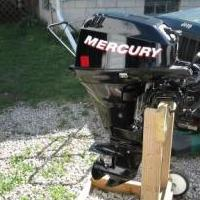 Boat motor for sale in Tiffin OH by Garage Sale Showcase member kenfish, posted 04/28/2019