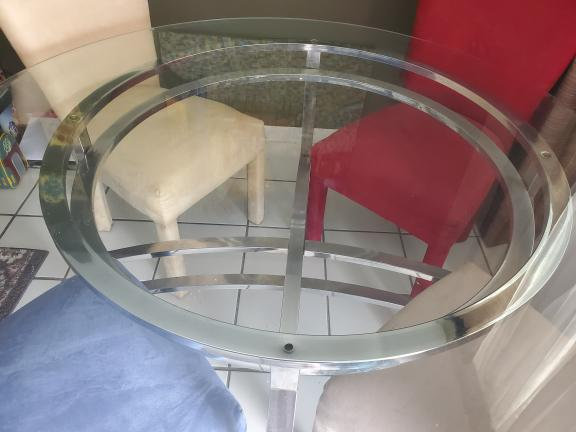 Dining Table and 4 Chairs for sale in Naples FL