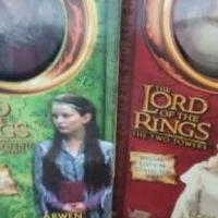 Lord of the rings dolls for sale in Livingston KY by Garage Sale Showcase member heather1313, posted 05/05/2019