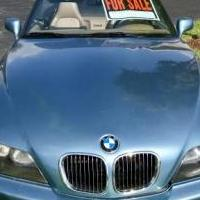 1996 BMW Z3 for sale in Morehead City NC by Garage Sale Showcase member HenryK, posted 05/17/2019