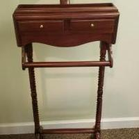 Mens Valet Stand for sale in Southern Pines NC by Garage Sale Showcase member JT1701, posted 08/05/2019