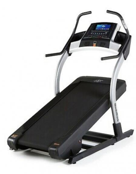 Treadmill-NordicTrack Incline Trainer X9i Treadmill for sale in Joliet IL