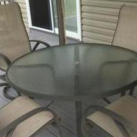 Tropitone Patio Set for sale in New Freedom PA by Garage Sale Showcase member rsgman, posted 05/18/2019