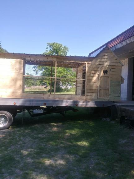 Chicken coops for sale in Evans County GA