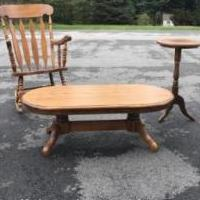 Solid Oak Furniture for sale in Middletown NY by Garage Sale Showcase member Pedros, posted 05/28/2019