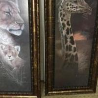 Animal pictures for sale in Lubbock TX by Garage Sale Showcase member fish12, posted 06/02/2019