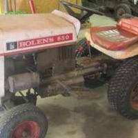Bolens 850 Yard Tractor for sale in State College PA by Garage Sale Showcase member ZorbatheGreek, posted 07/20/2019