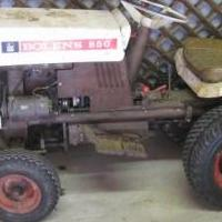 Bolens 850 Yard Tractor for sale in State College PA by Garage Sale Showcase member ZorbatheGreek, posted 07/21/2019