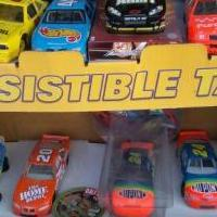 Nascar nhra die-casts collection for sale in New Baltimore MI by Garage Sale Showcase member Shoprat24, posted 07/27/2019