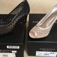 Adrianna Pappell Shoes for sale in Bowling Green OH by Garage Sale Showcase member Horsehaven6, posted 08/05/2019