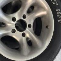 Tires and wheels for sale in Beulah MI by Garage Sale Showcase member Porterdog257, posted 05/22/2019