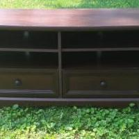 TV Stand for sale in Granite City IL by Garage Sale Showcase member Meetthewilliams, posted 06/01/2019