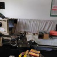 Makino lathe for sale in Elkton MD by Garage Sale Showcase member jonski, posted 05/13/2019