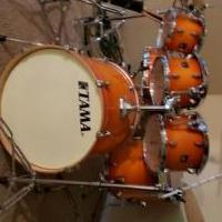 Tama drum kit for sale in Mchenry IL by Garage Sale Showcase member scwolterrr, posted 07/18/2019