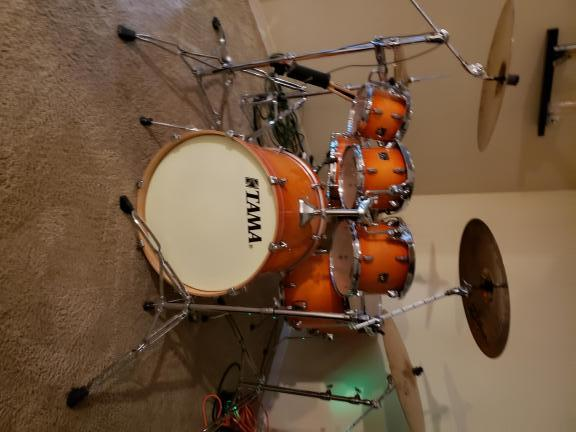 Tama drum kit for sale in Mchenry IL