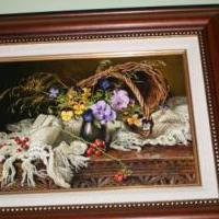 Alexander Selytin Oil Painting for sale in Columbus MT by Garage Sale Showcase member Karen, posted 06/05/2019