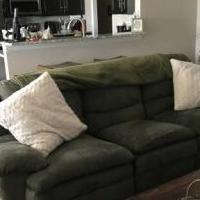 Couch / living room furniture for sale in Royse City TX by Garage Sale Showcase member Weissd, posted 07/09/2019