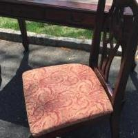 Desk and Chair for sale in Toms River NJ by Garage Sale Showcase member Rinkrelics@aol.com, posted 06/15/2019
