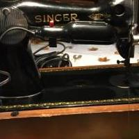 Singer Sewing Machine for sale in Bradner OH by Garage Sale Showcase member pony50, posted 05/09/2019