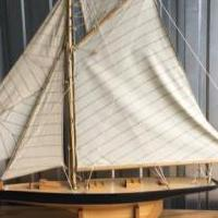 Model Sailing Vessel for sale in South Burlington VT by Garage Sale Showcase member Cangirl, posted 06/19/2019