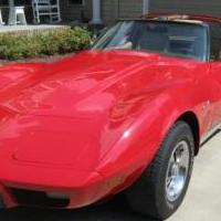 1977 Corvette for sale in Vass NC by Garage Sale Showcase member Ms Ellie, posted 08/01/2019