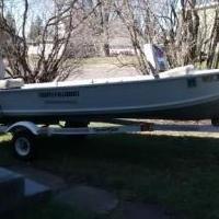 Fishing boat for sale in Cloquet MN by Garage Sale Showcase member italian, posted 05/14/2019