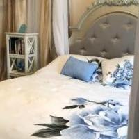 Ashley Cassimore Pearl Canopy Bedroom Set for sale in Macomb MI by Garage Sale Showcase member Humpfree#5, posted 06/16/2019