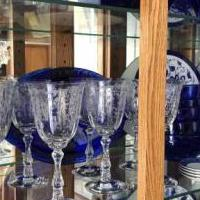 8 Fostoria Stemware for sale in Macomb MI by Garage Sale Showcase member Humpfree#5, posted 06/16/2019