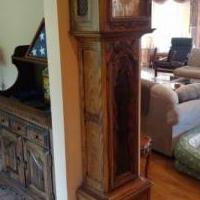 Grandfather Clock for sale in Brighton MI by Garage Sale Showcase member ricurt, posted 06/30/2019