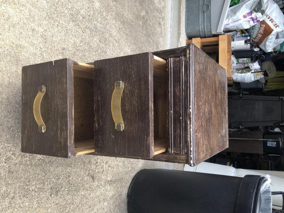 Wood nightstand for sale in Tyler TX