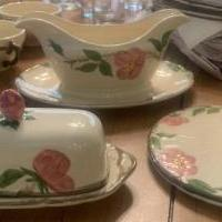 Desert Rose Dinnerware for sale in Bleckley County GA by Garage Sale Showcase member Lynnfreeman, posted 07/16/2019