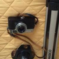 Camera,camera case and tripod for sale in Lima OH by Garage Sale Showcase member 1yellowrose, posted 06/22/2019