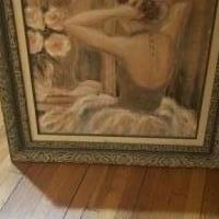 FRAMED ARTWORK for sale in Morristown NJ by Garage Sale Showcase member benmorits, posted 07/14/2019