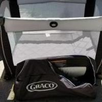 Graco Pac and Play for sale in Fort Wayne IN by Garage Sale Showcase member sharonandersen, posted 08/11/2019