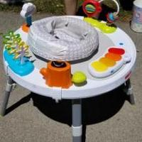 Activity Center for sale in Fort Wayne IN by Garage Sale Showcase member sharonandersen, posted 08/11/2019