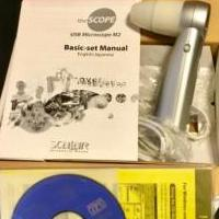 Scalar 'The Scope' USB Microscope M2 for sale in Metairie LA by Garage Sale Showcase member Cheryl'sSale, posted 04/30/2019