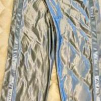 Men's silver snap off pants for sale in Metairie LA by Garage Sale Showcase member Cheryl'sSale, posted 04/18/2019