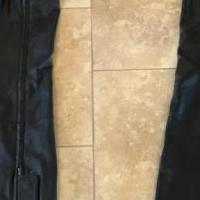 Harley Davidson Womens Chaps for sale in Wills Point TX by Garage Sale Showcase member pamras, posted 04/23/2019