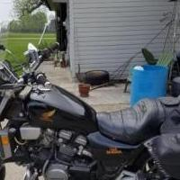 1983 Honda v65 Magna 1100cc for sale in Grover Hill OH by Garage Sale Showcase member PattyKay48, posted 05/24/2019