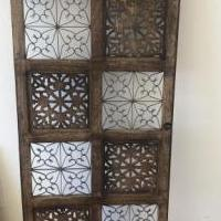 Wood wall decor for sale in Wallington NJ by Garage Sale Showcase member Ericadeste87, posted 05/26/2019