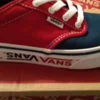 NIB Vans Classic for sale in Great Falls MT by Garage Sale Showcase member Angie-Sue80, posted 06/01/2019