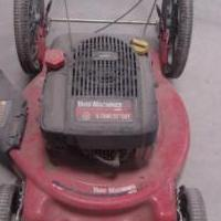 LAWNMOWER for sale in Lincoln County NV by Garage Sale Showcase member gravygirl, posted 06/09/2019