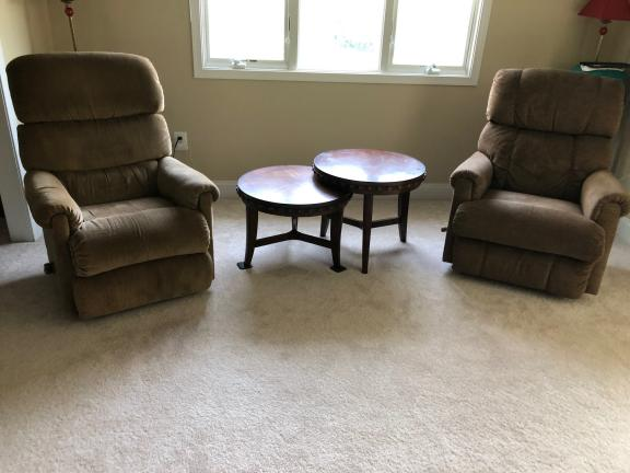 Reclining Rocking Chair for sale in Fallston MD