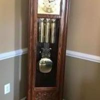 Antique Grandfather Clock for sale in Fallston MD by Garage Sale Showcase member goodstuff, posted 07/20/2019