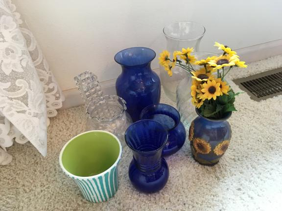Assorted vases for sale in Montrose CO