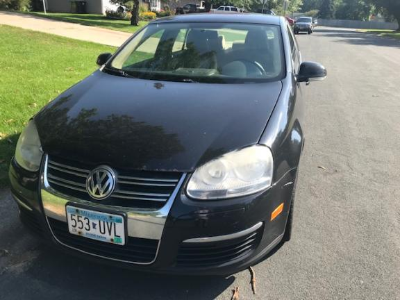 Car 2009 VW Jetta for sale in Andover MN