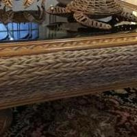 Coffee table for sale in Brunswick GA by Garage Sale Showcase member sandy30656, posted 10/26/2019