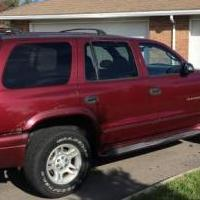 2000 Dodge Durango 4x4 for sale in London OH by Garage Sale Showcase member Goose007, posted 12/07/2019