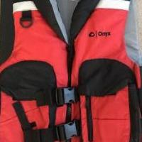 SAFE LIFE JACKET for sale in Huntley IL by Garage Sale Showcase member mylistingsale, posted 02/02/2020