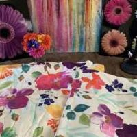 Bed comforter Duvet with Pillow Shams. for sale in Fremont OH by Garage Sale Showcase member Normadave, posted 10/19/2019